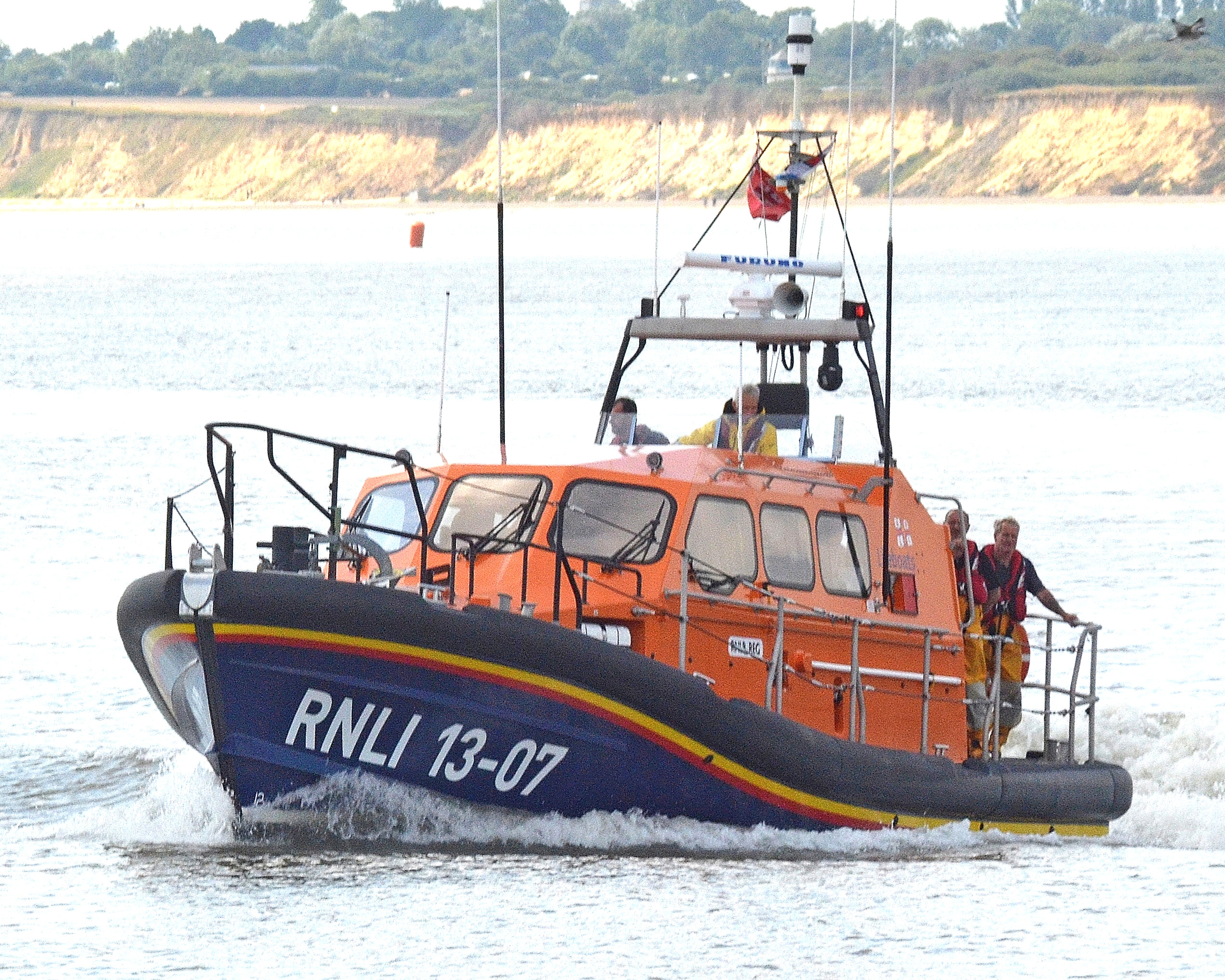 Library Image of Lowestoft Relief Lifeboat 'Reg'