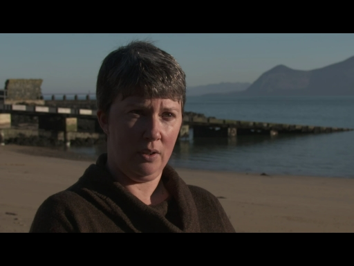 Fishing safety case study - Iona Hughes. 1 minute edit of iona Hughes' story - her brother Gareth was lost in a commercial fishing incident.