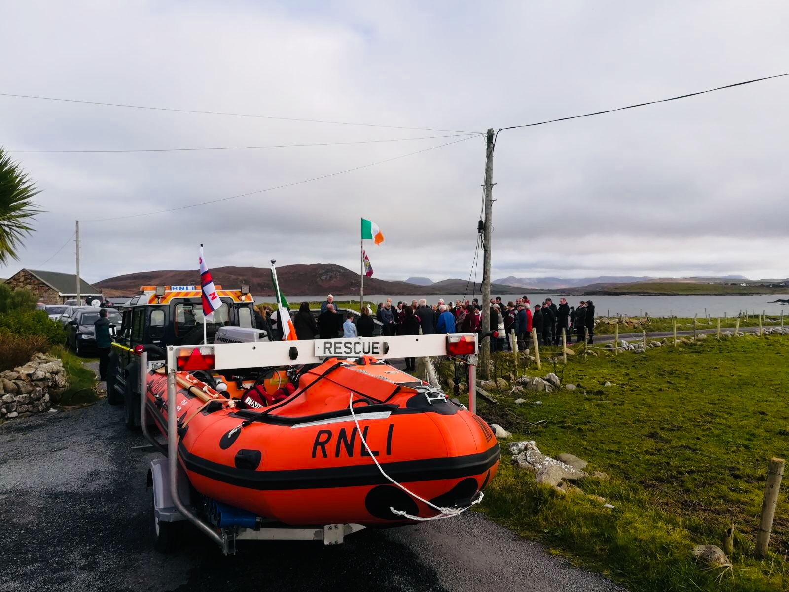 Clifden RNLI mark 90th anniversary of the Cleggan drownings