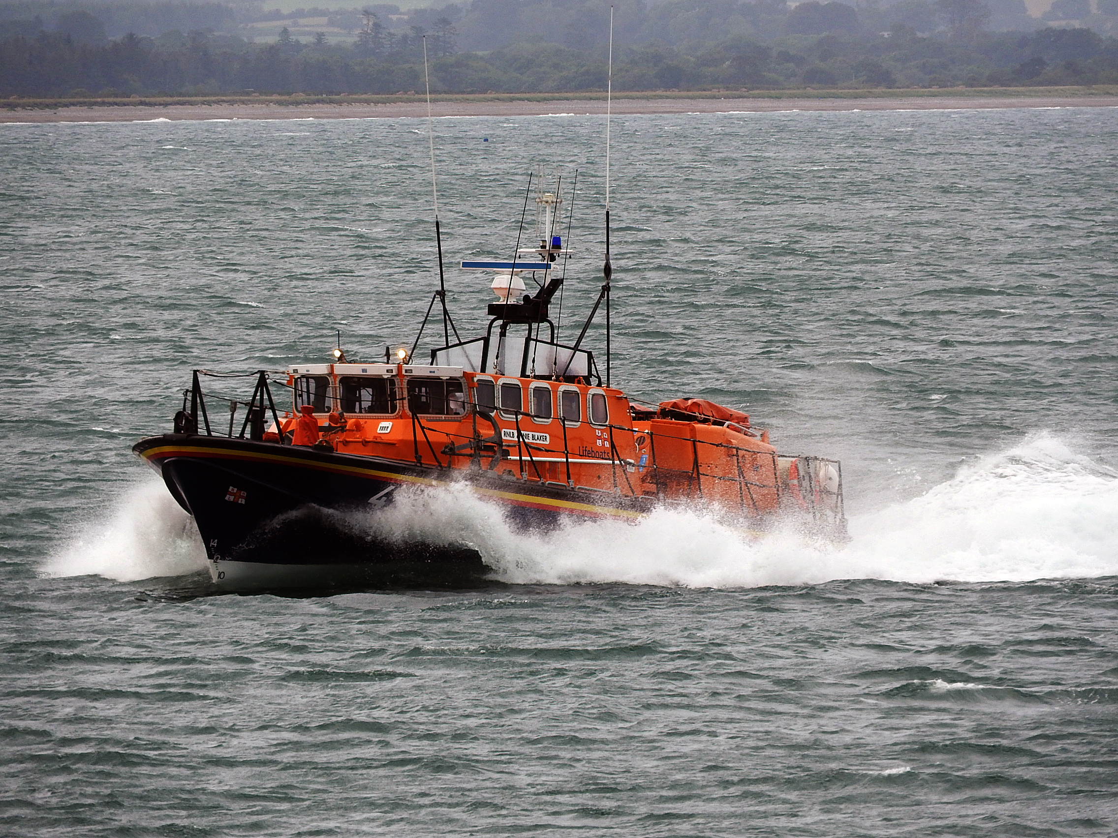 File photo of Wicklow all-weather lifeboat