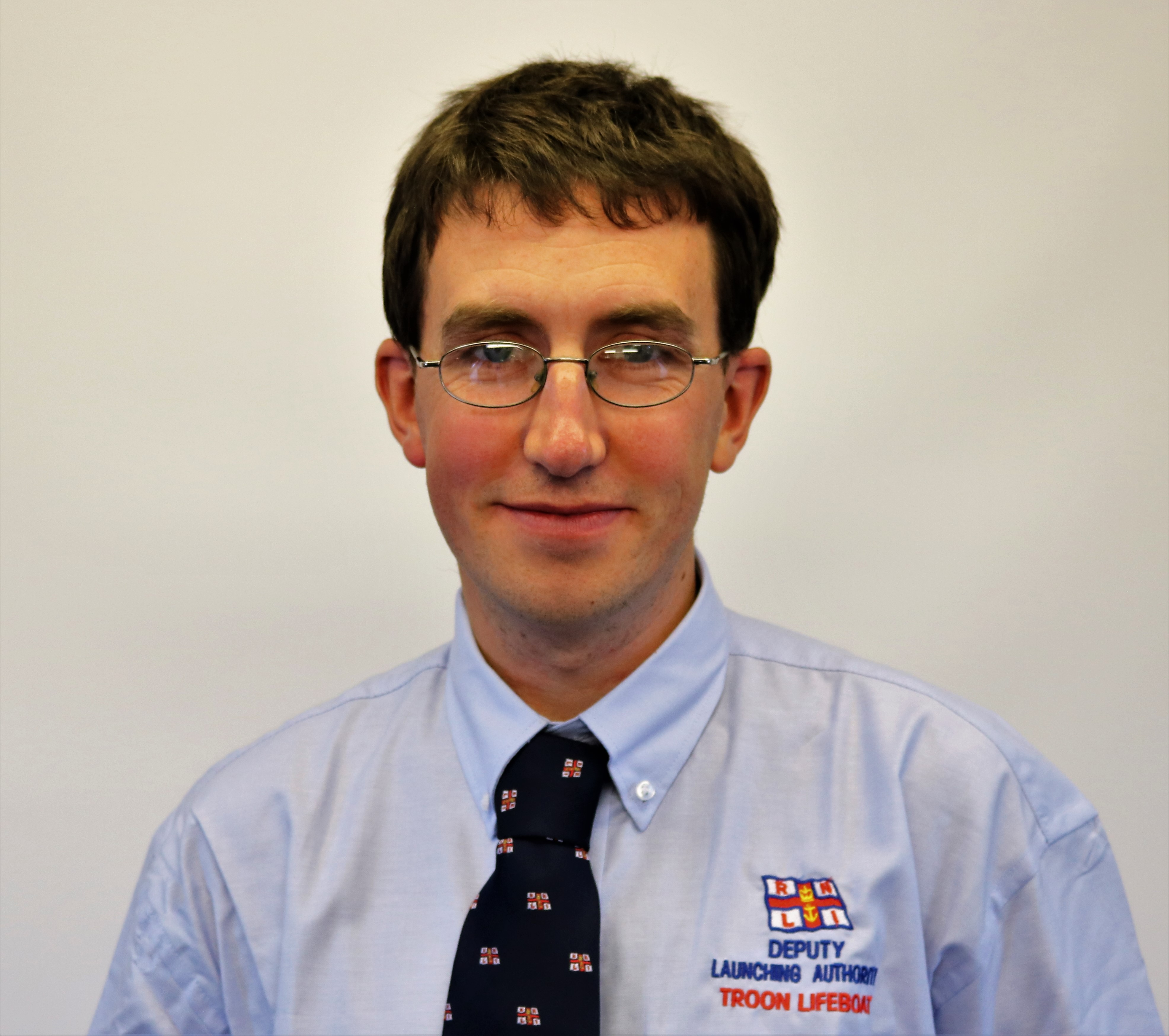 New Deputy Launching Authority for Troon Lifeboat - David Walker