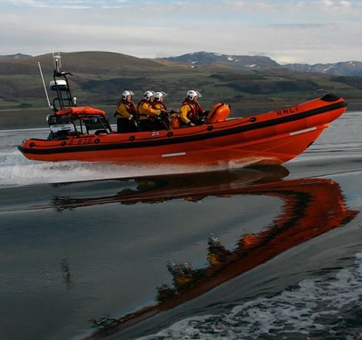 "Beaulamris Atalantic 85 Lifeboat ""Annnette Mary Liddington"""