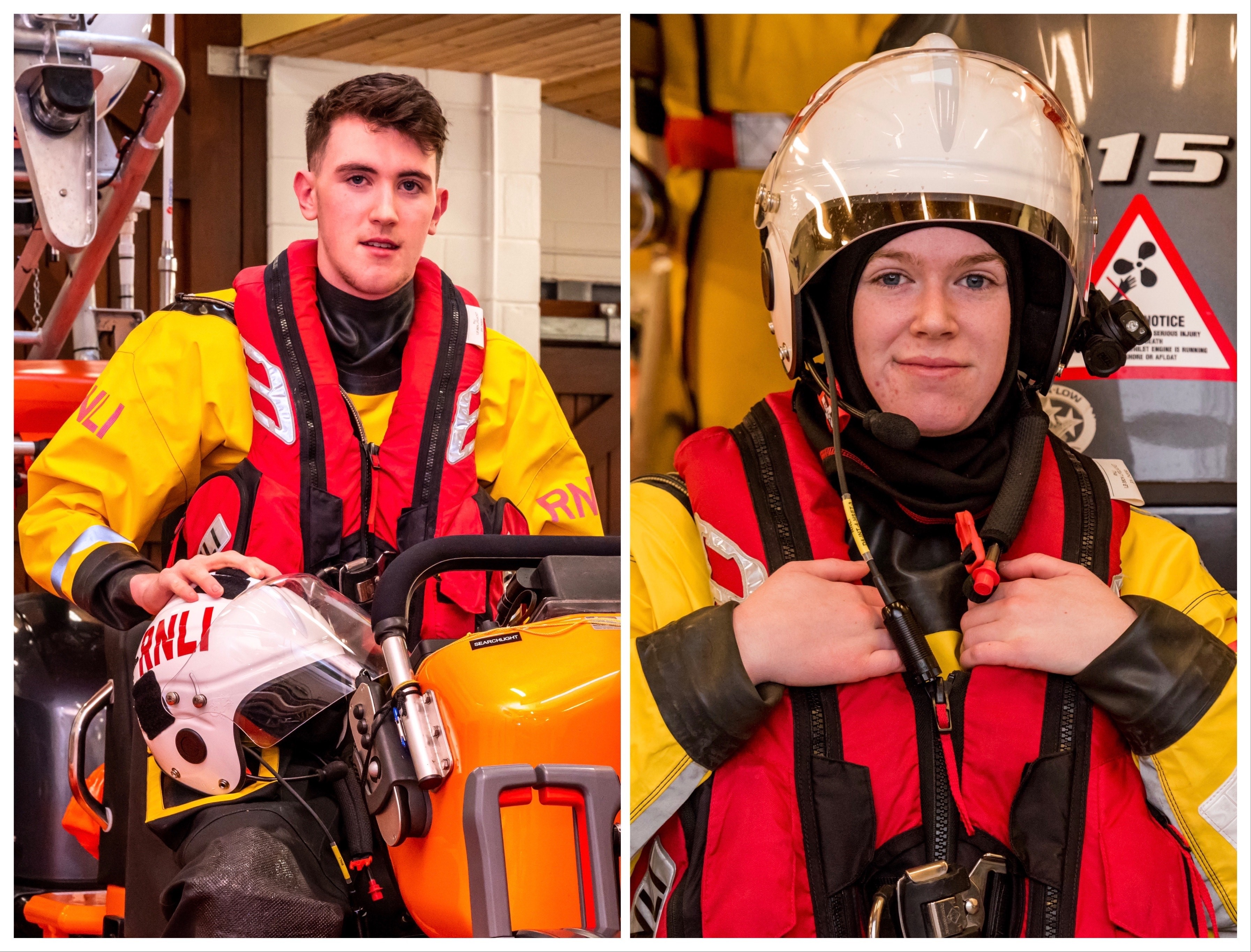 Million-pound training fund helps local lifesaver learn vital skills