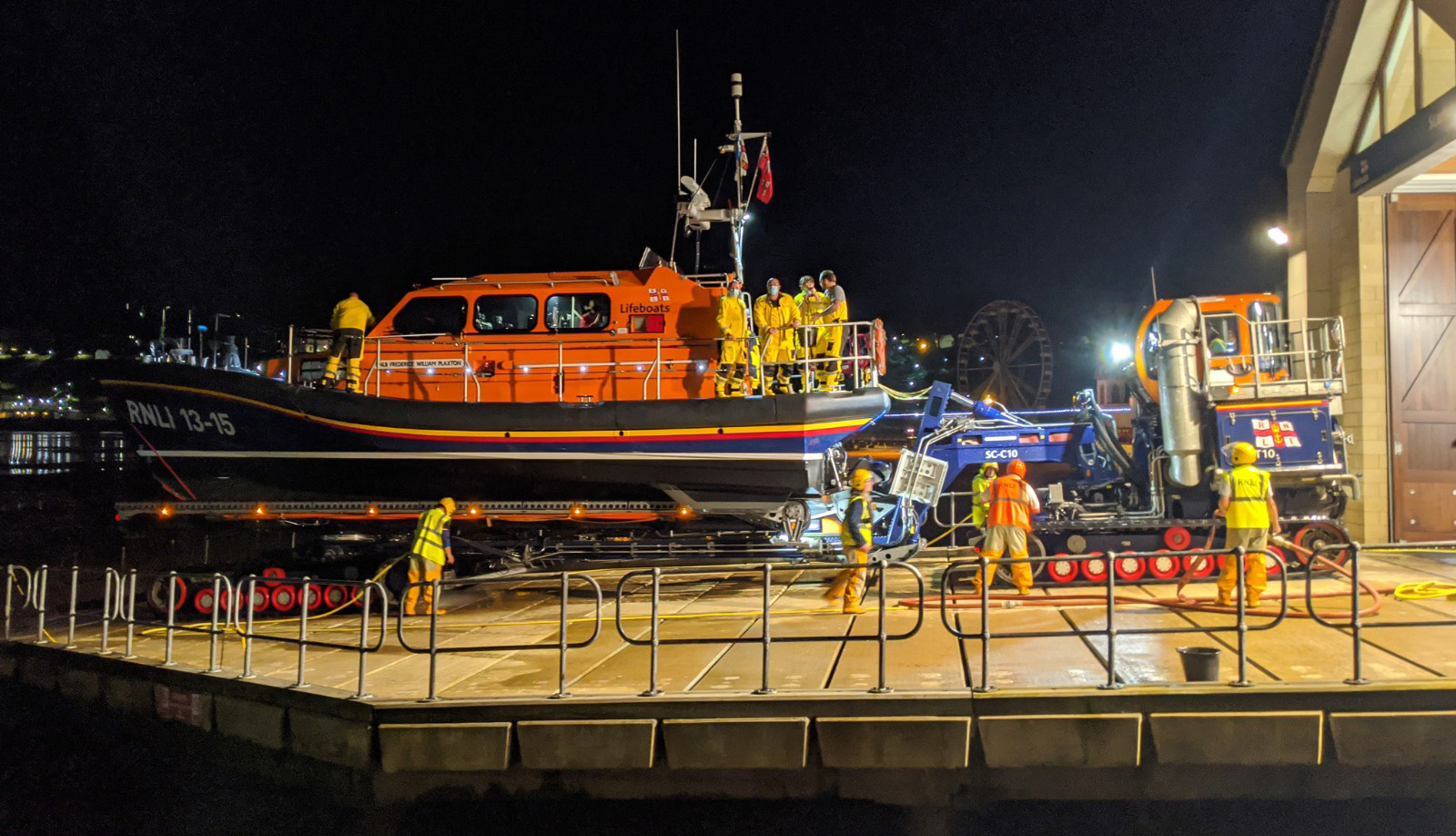 The Shannon is recovered