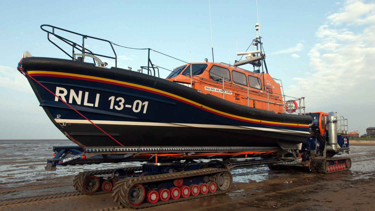 Firs Shannon class lifeboat