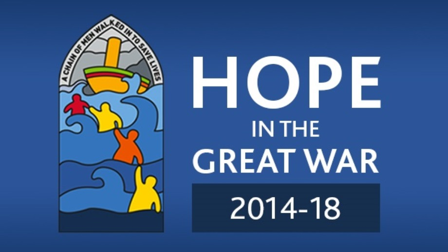 Hope in the Great War: a touring RNLI exhibition commemorating the centenary of the First World War