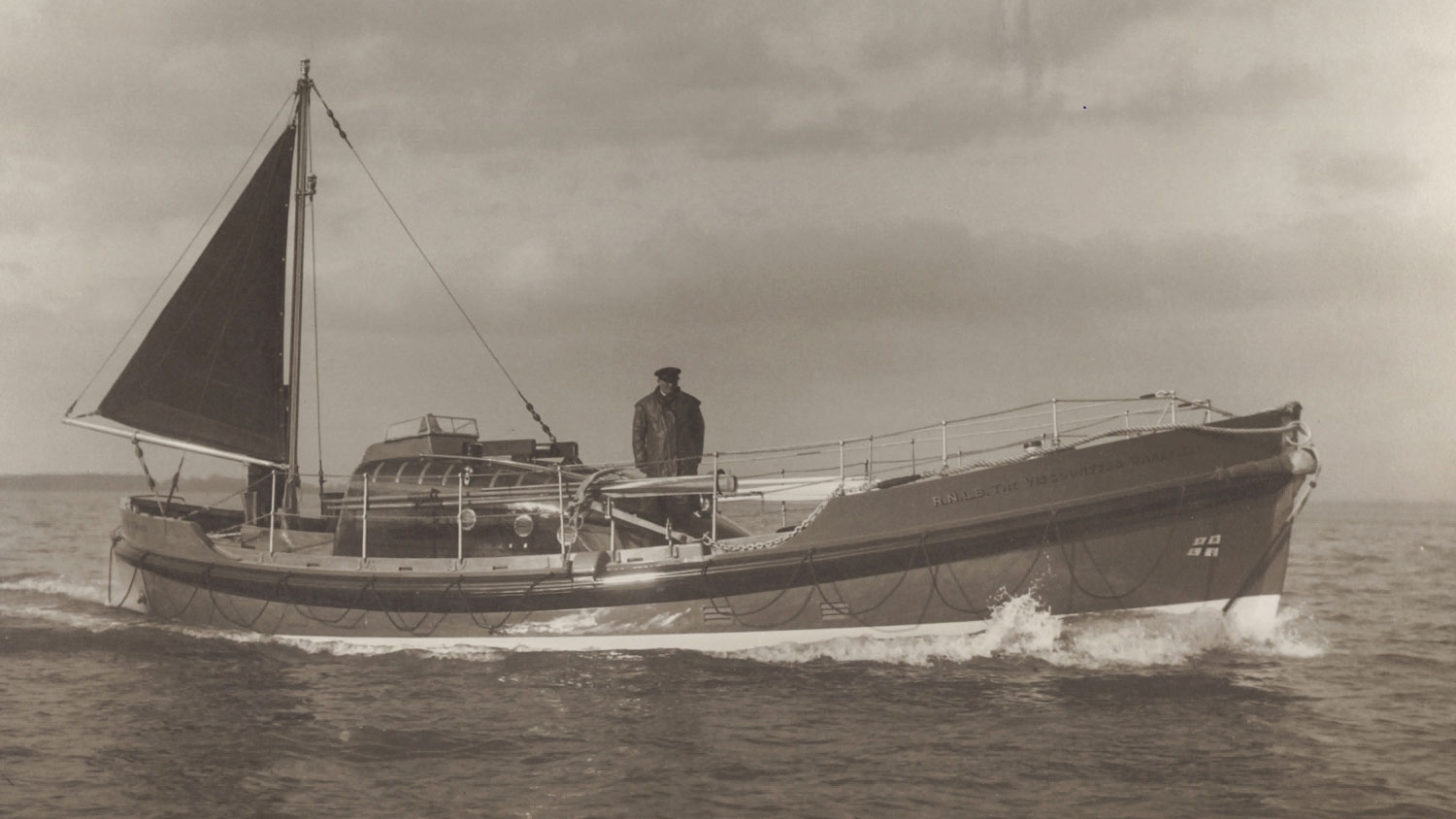 Hythe lifeboat, The Viscountess Wakefield