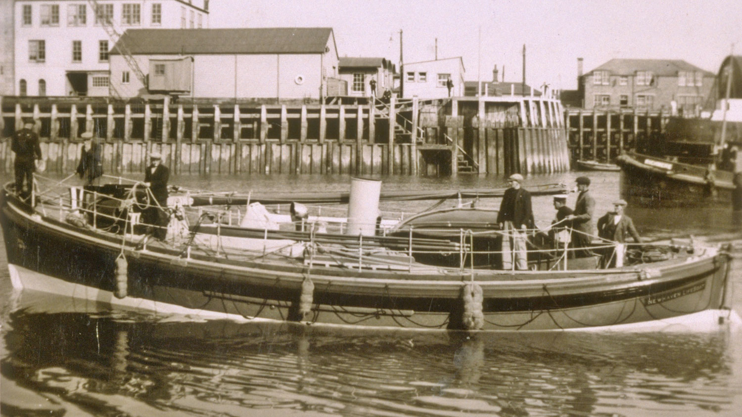 Newhaven lifeboat, Cecil and Lillian Philpott