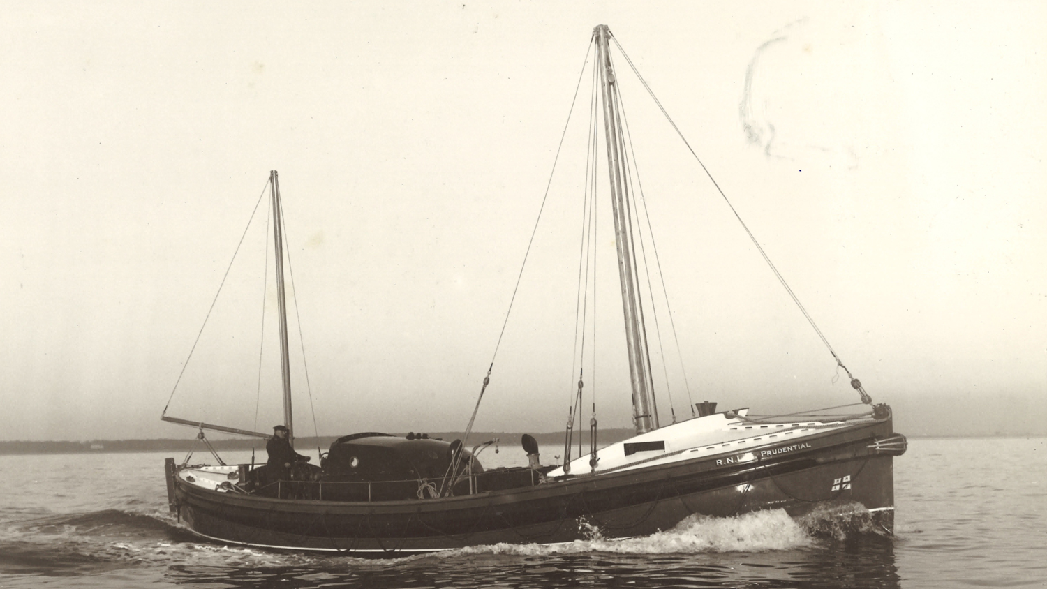 Ramsgate class lifeboat Prudential, that took the Ramsgate crew to Dunkirk