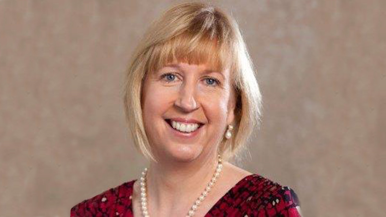 Sue Barnes, RNLI's People and Transformation Director