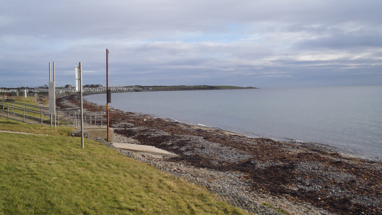 Cranfield Beach at Kilkeel in County Down is an RNLI lifeguarded beach.
