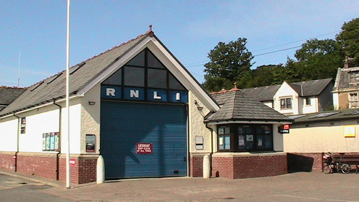 RNLI Arran Lifeboat Station