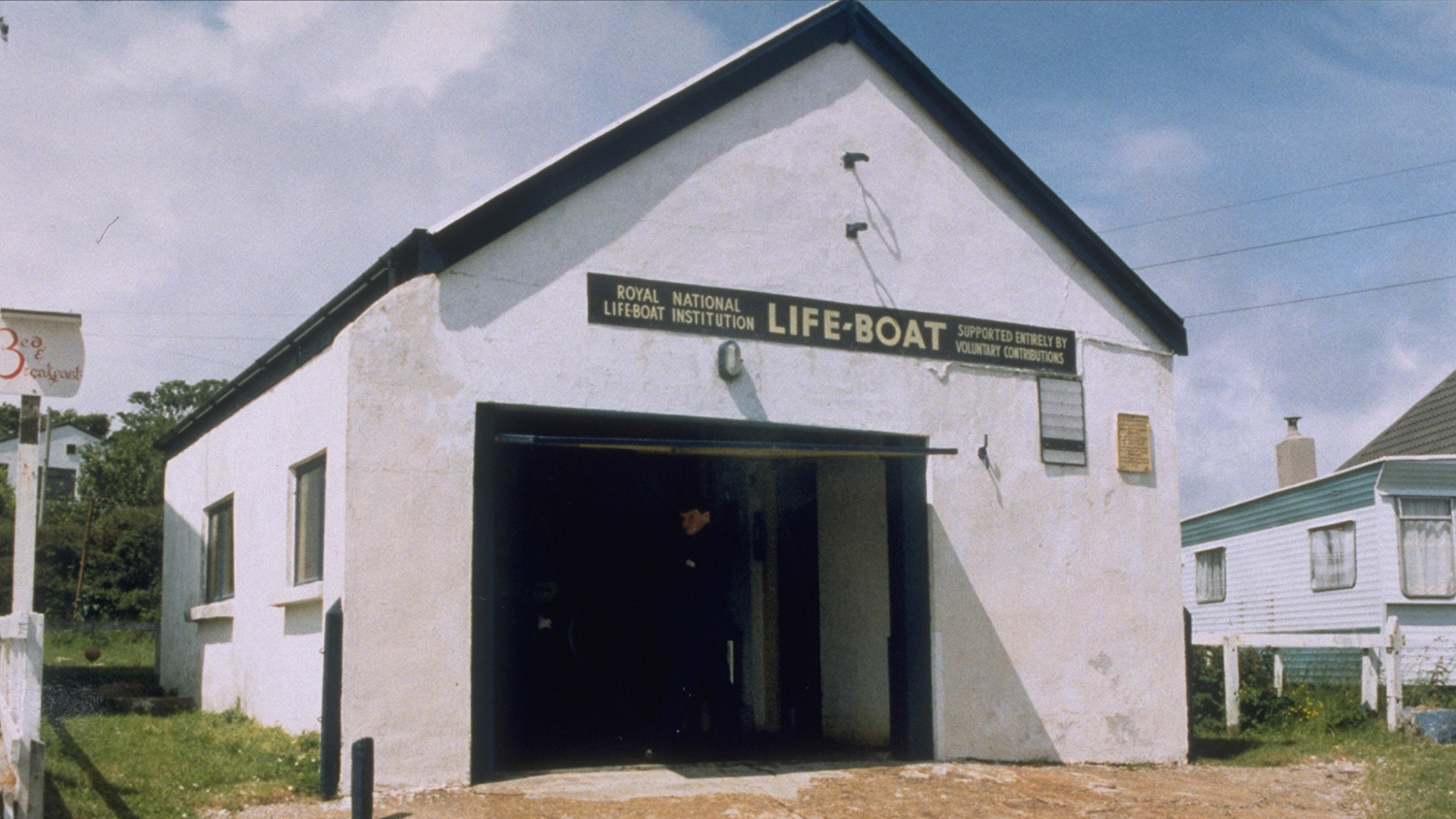 RNLI Arranmore Lifeboat Station