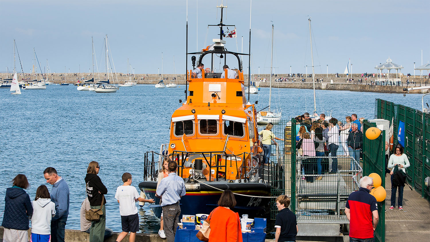 Dun Laoghaire Lifeboat station