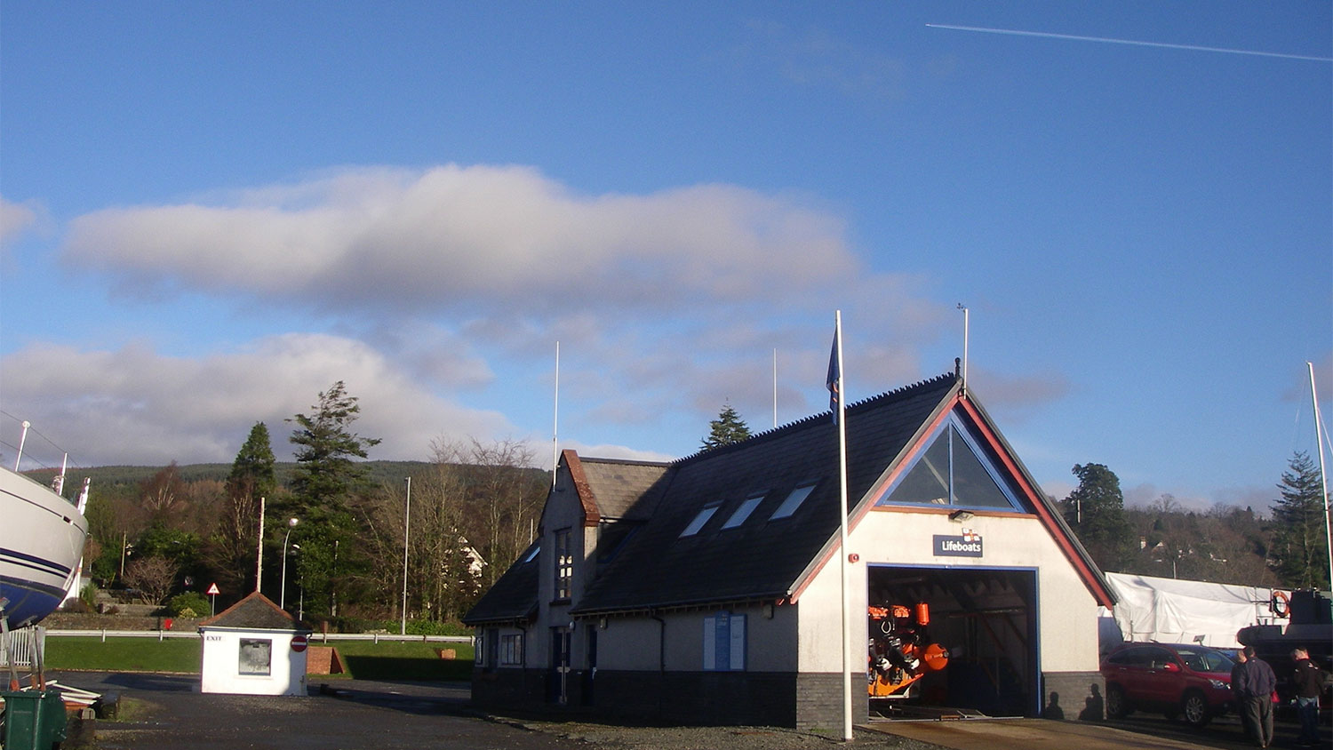 RNLI Helensburgh Lifeboat Station