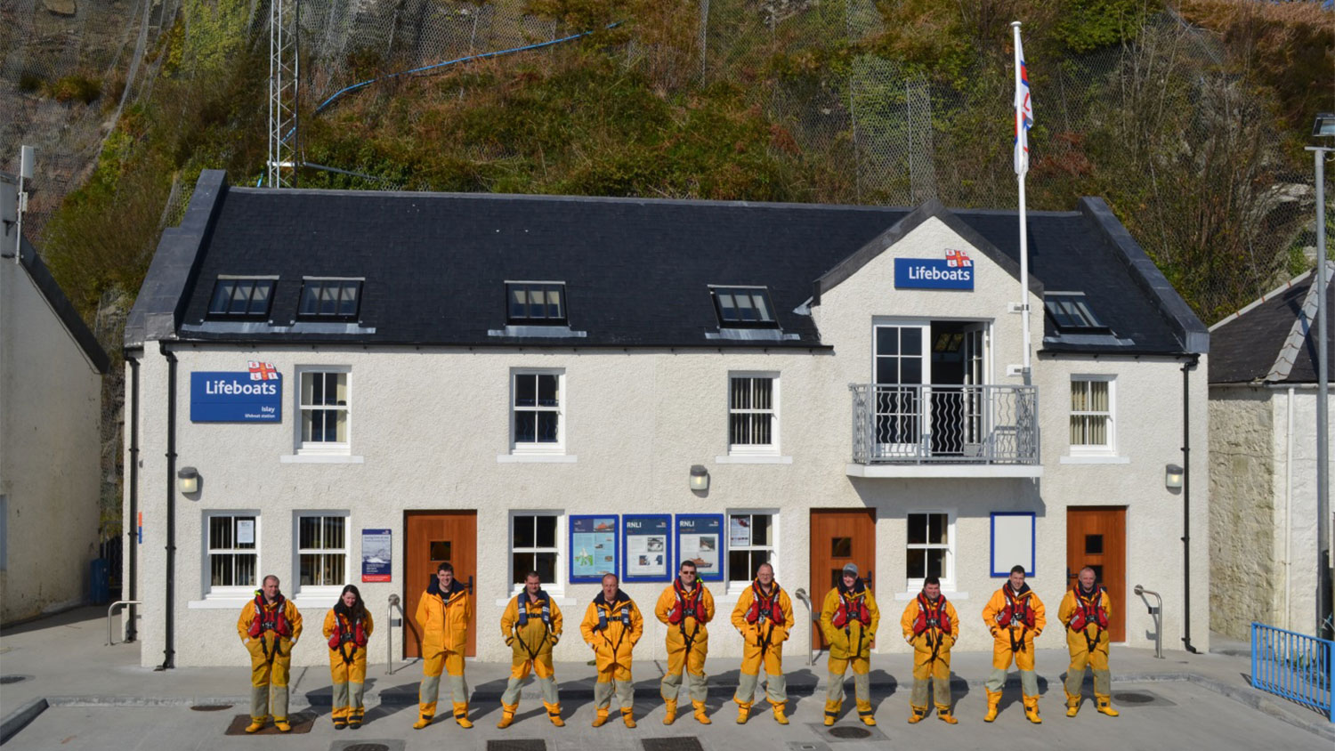 Islay Lifeboat station