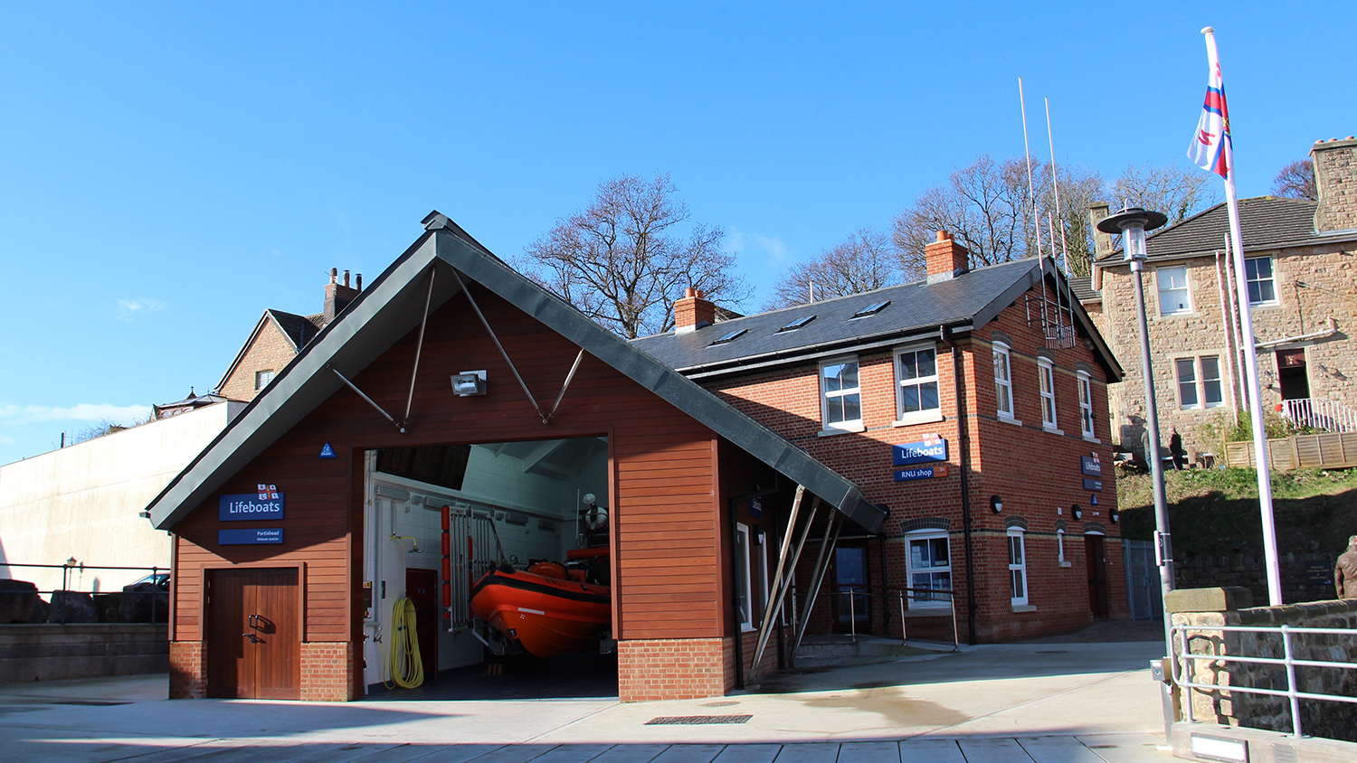RNLI Portishead Lifeboat Station
