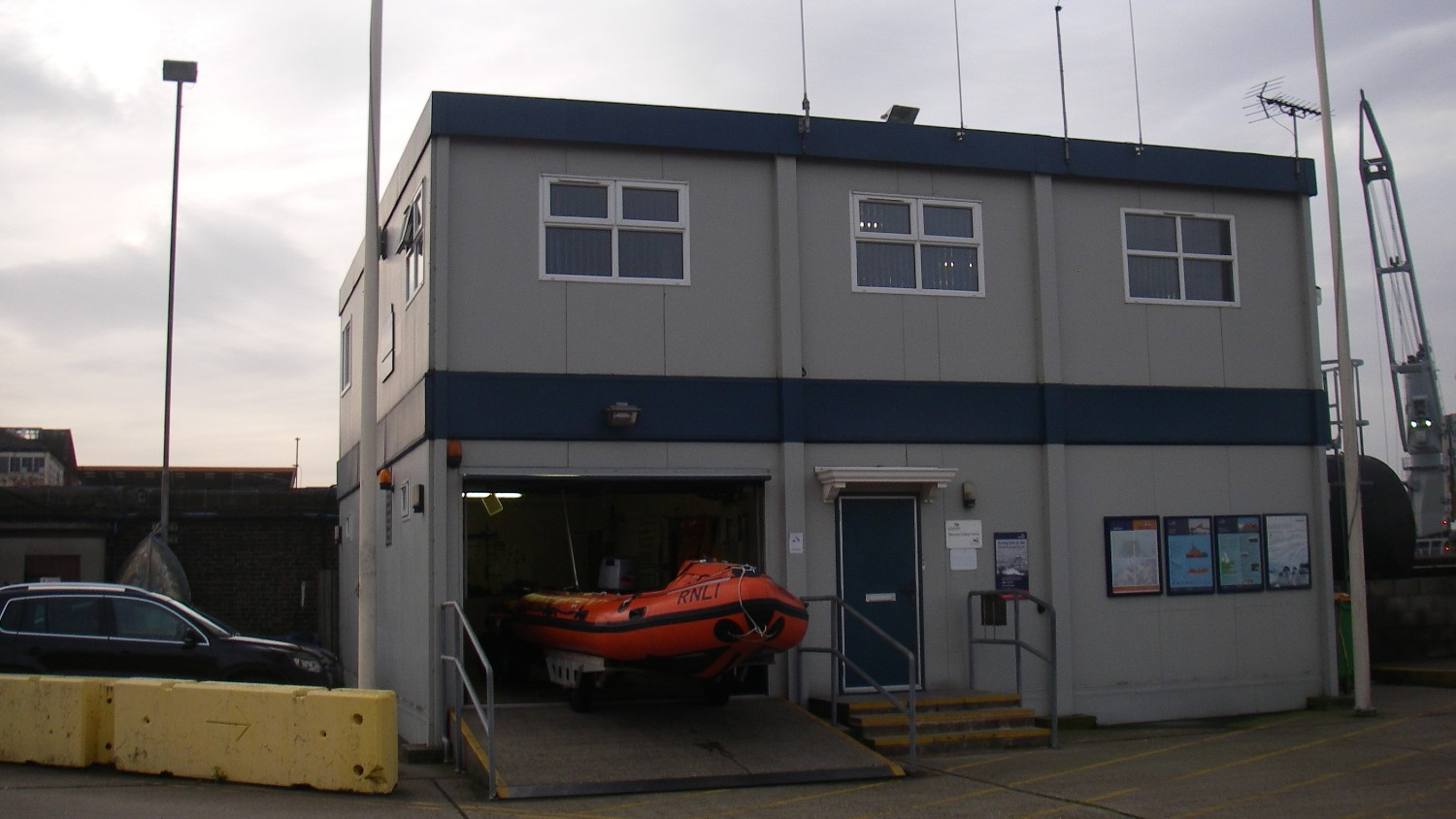 Sheerness Lifeboat Station