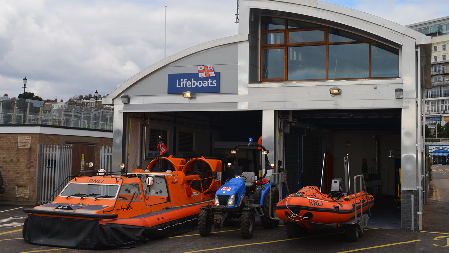 Southend Lifeboat Station