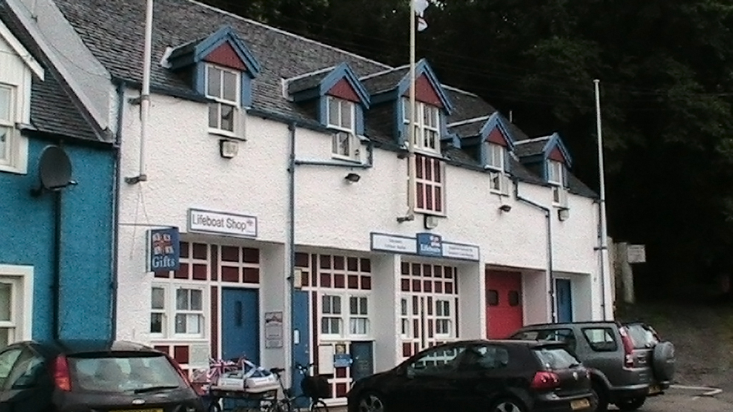 RNLI Tobermory Lifeboat Station
