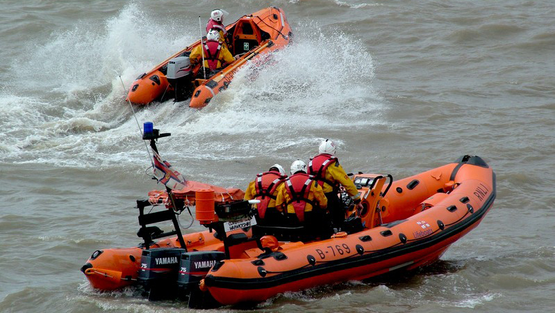 RNLI Weston-Super-Mare Lifeboat