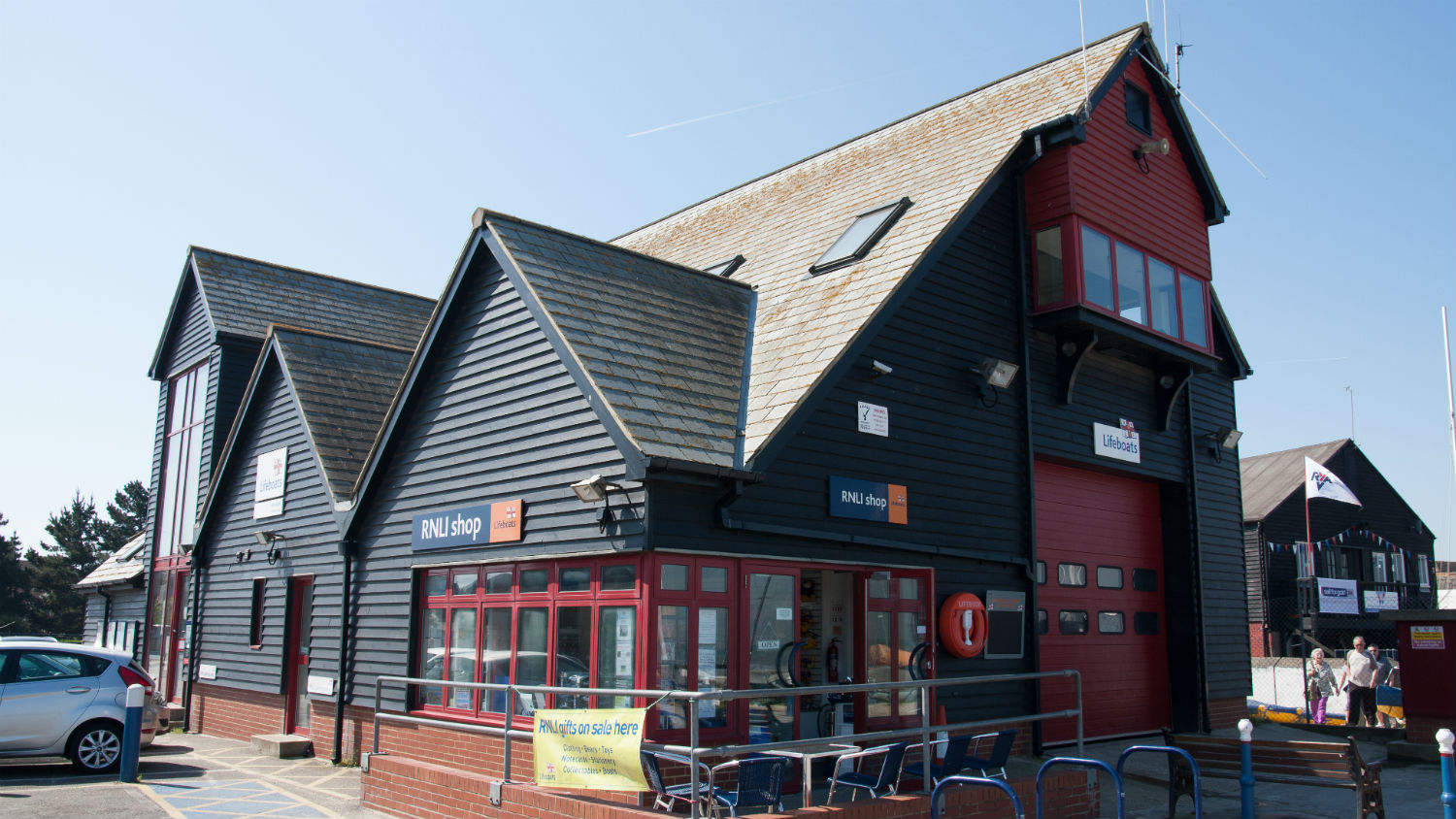 RNLI Whitstable Lifeboat Station