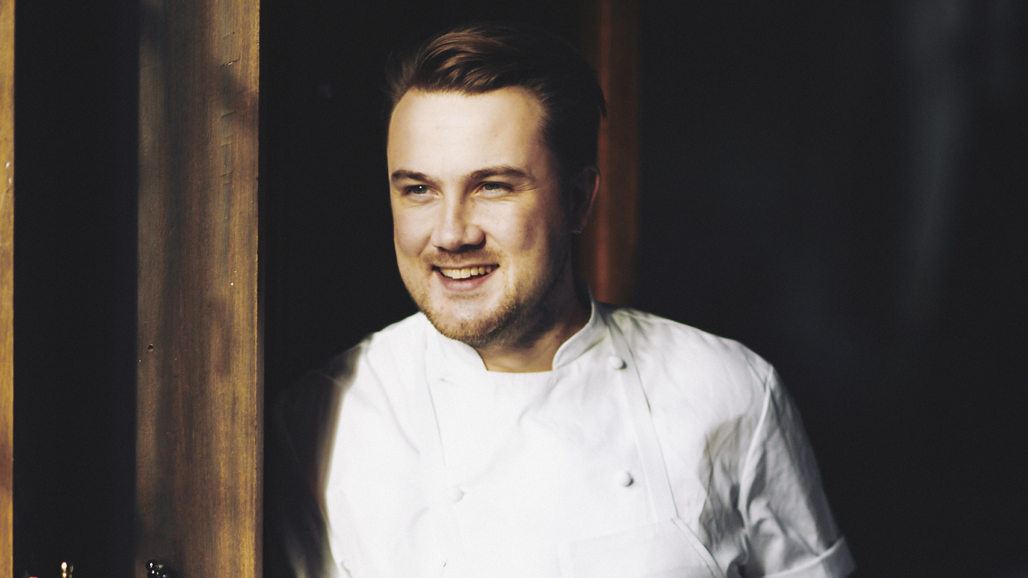 Tomos Parry, Michelin-starred restaurant owner and chef