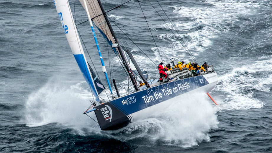 Turn the Tide on Plastic at sea during the Volvo Ocean Race 2018