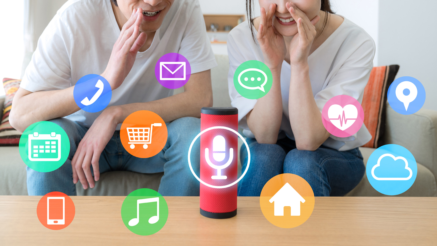 Could smart speakers change our lives?