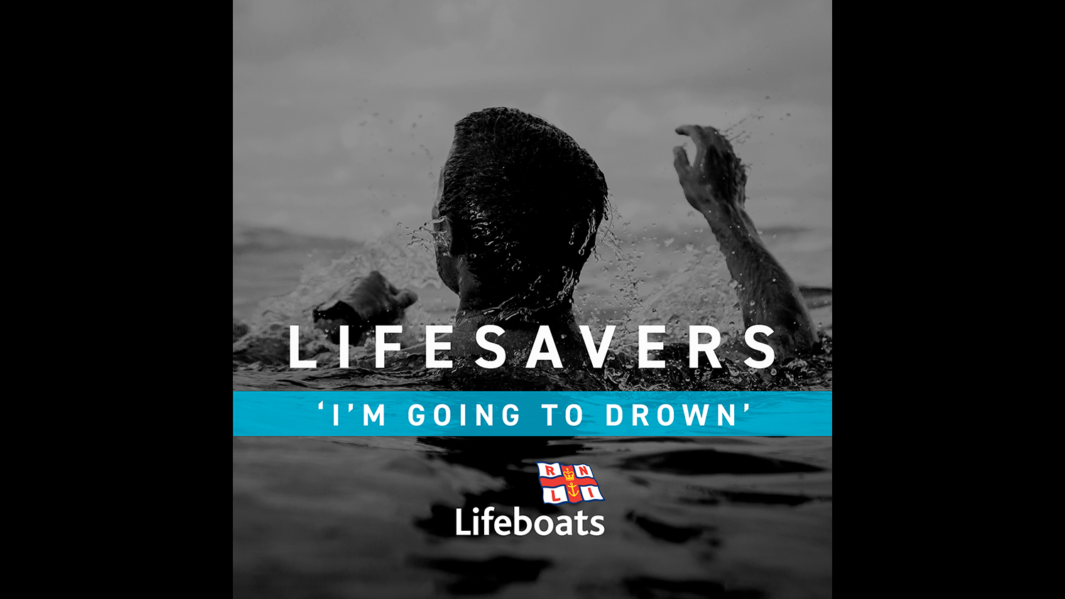 A cover shot for season 2 episode 1 of the RNLI's Lifesavers podcast