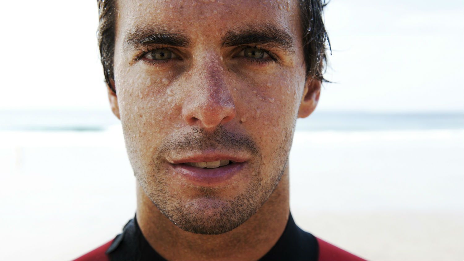 Surfer and RNLI Lifeguard Supervisor Will Glenn explains why he respects the water
