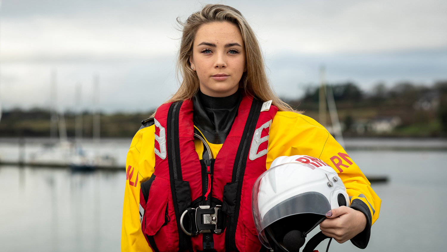 Georgia Keating, Crew Member at Blackpool Lifeboat Station