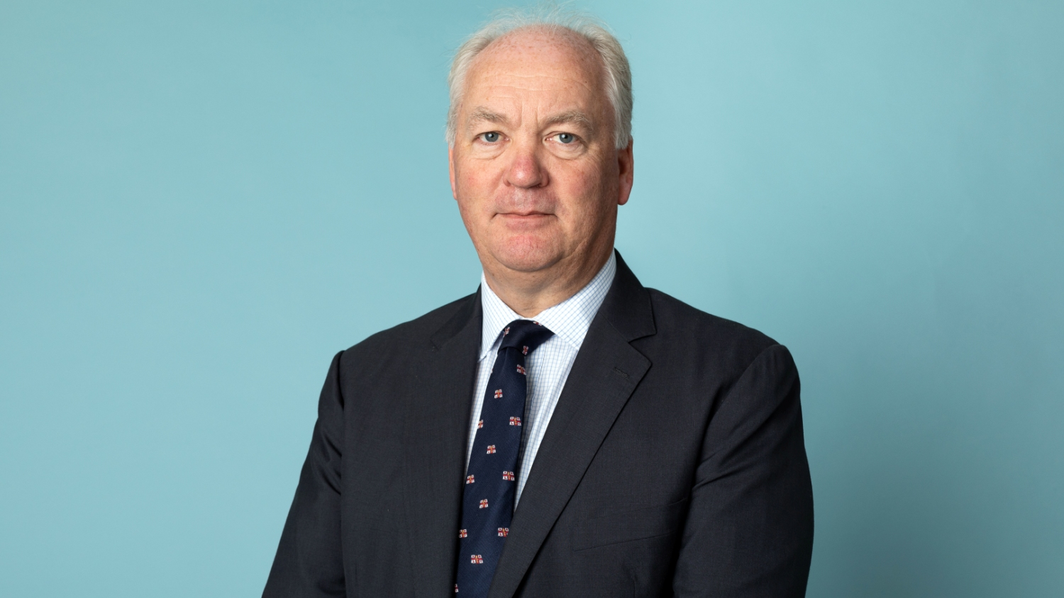 Mark Dowie, Chief Executive of the RNLI