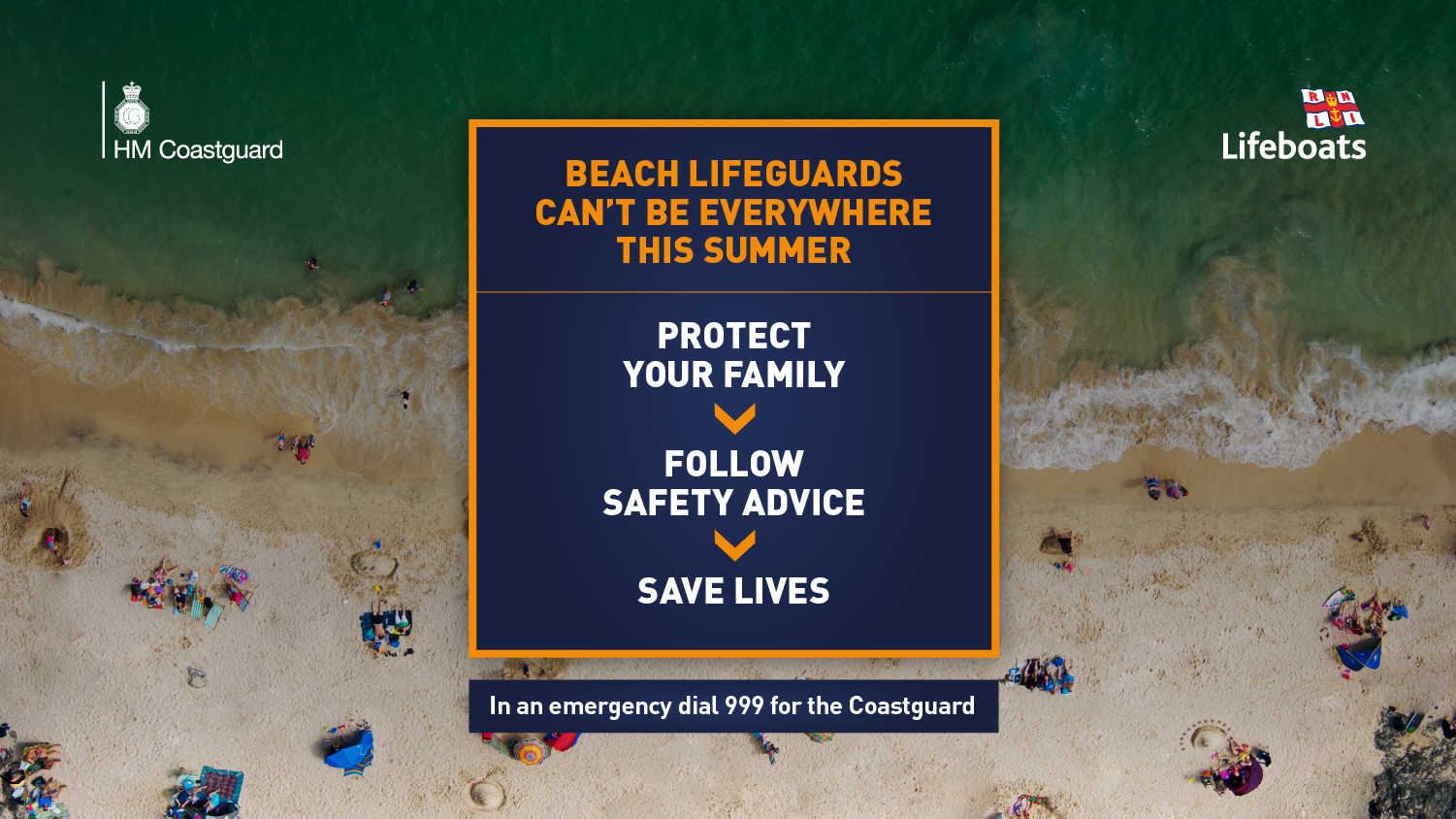 The RNLI's Beach Safety Campaign