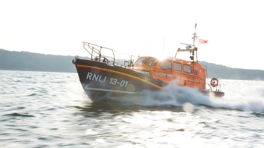Shannon lifeboat