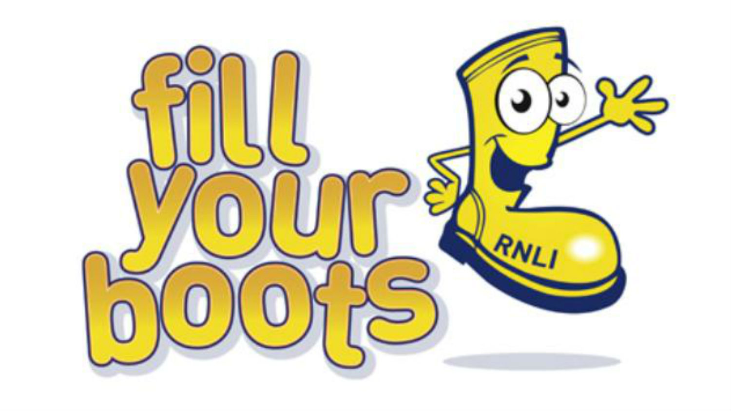 Fill your boots logo
