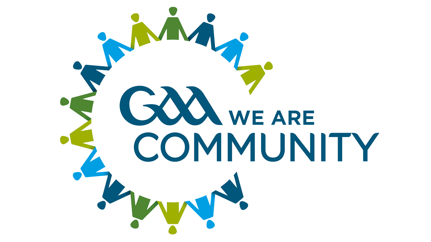 GAA community and health logo